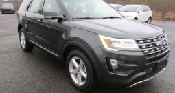 2016 Ford Explorer XLT 4WD 3.5Ltr V6 Guard Metallic
