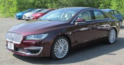 2017 Lincoln MKZ Reserve 3.0L V6 Twin Turbo