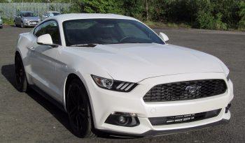 2017 Ford Mustang Premium Coupe 2.3L Ecoboost Auto, White Platinum 🇺🇸