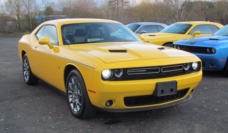 2017 Dodge Challenger GT 3.6Ltr V6 ALL-WHEEL-DRIVE !! full