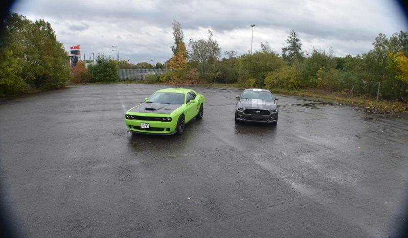 HELLCAT 😈 Dodge Challenger SRT 6.2L Supercharged HELLCAT full