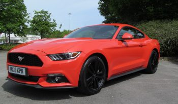 2016 Ford Mustang Premium Coupe 2.3L Ecoboost Manual