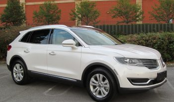 2017 Lincoln MKX 2.0L Ecoboost